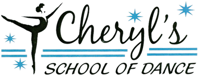 Cheryl's School of Dance Logo
